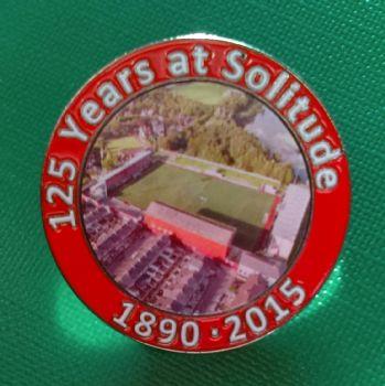 125 Years at Solitude Badge (Modern Stadium)